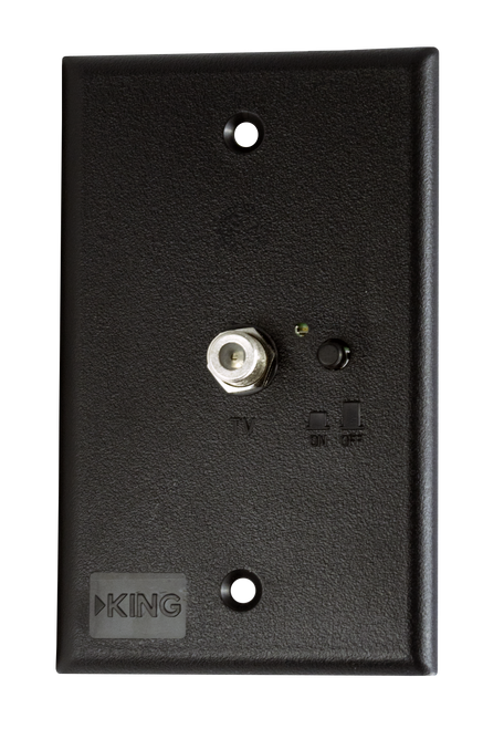 KING Jack™ Power Injector Switch Plate