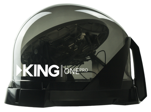 KING One Pro™ Premium Satellite Antenna
