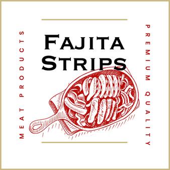 Fajita Strips