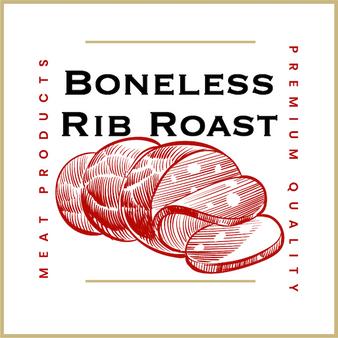 Rib Roast, Boneless