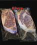 This boneless Ribeye steak has more marbling than our other steaks which creates an extra juicy, flavorful steak.