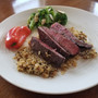Marinate, grill and enjoy delicious flank steak.