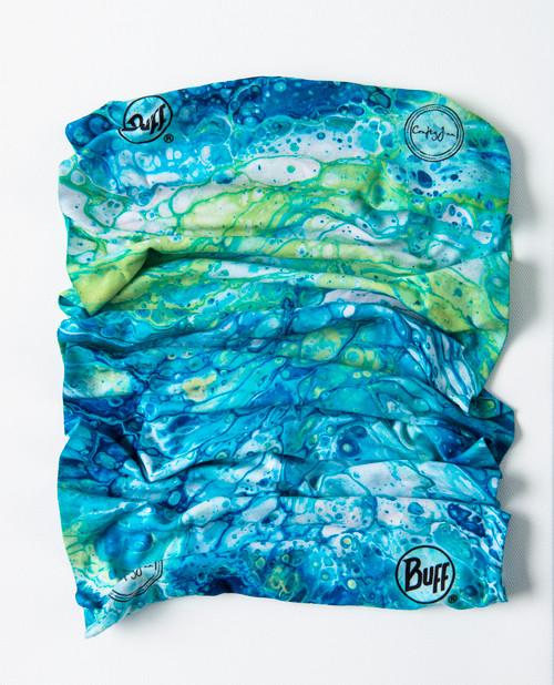 Buff Headwear with CraftyJenn Painting Limited Edition!