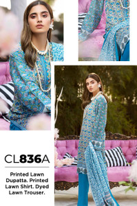 Gul Ahmed Special Edition CL836A