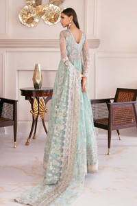 Baroque Chantelle Embroidered Chiffon 21 - D-10