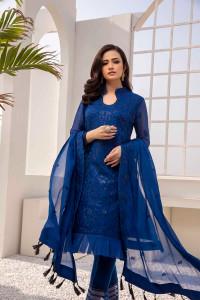 Azure Luxe Eid Collection 2021 – Sapphire Deep
