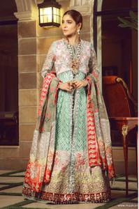 Maryam Hussain Luxury Wedding (Pareesa)