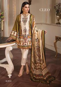 Anaya Luxury Lawn AL19-11 (CLEO)