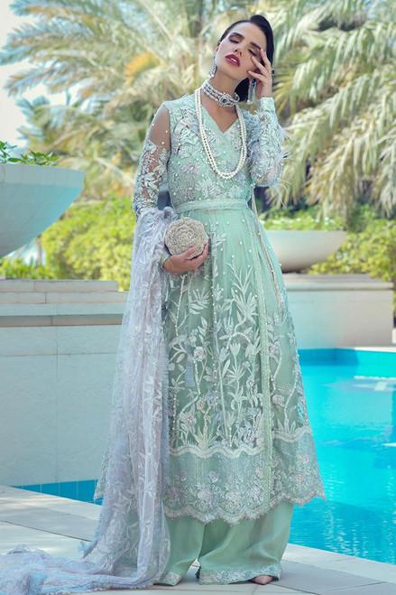 Mushq Wedding Collection MTL19-8 (HEMLOCK)