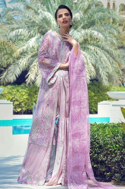Mushq Wedding Collection MTL19-6 (CASHMERE ROSE)
