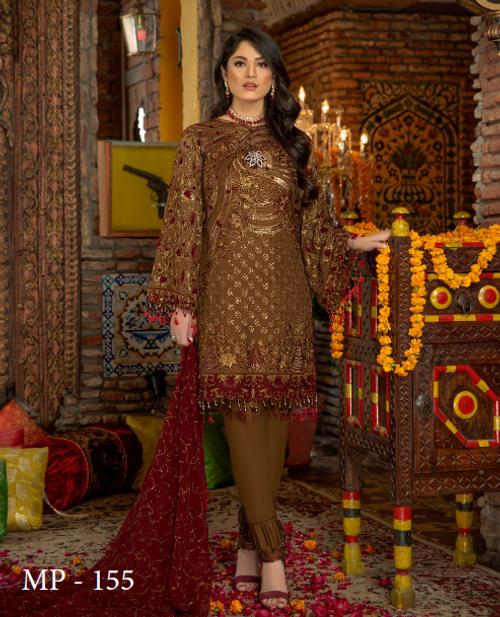 Maryam's Premium Chiffon Vol.5  MP-155