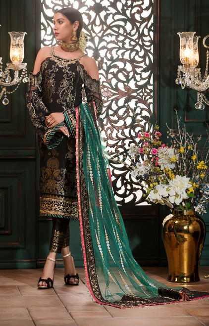 Noor Wedding by Saadia Asad 04 JAHANARA