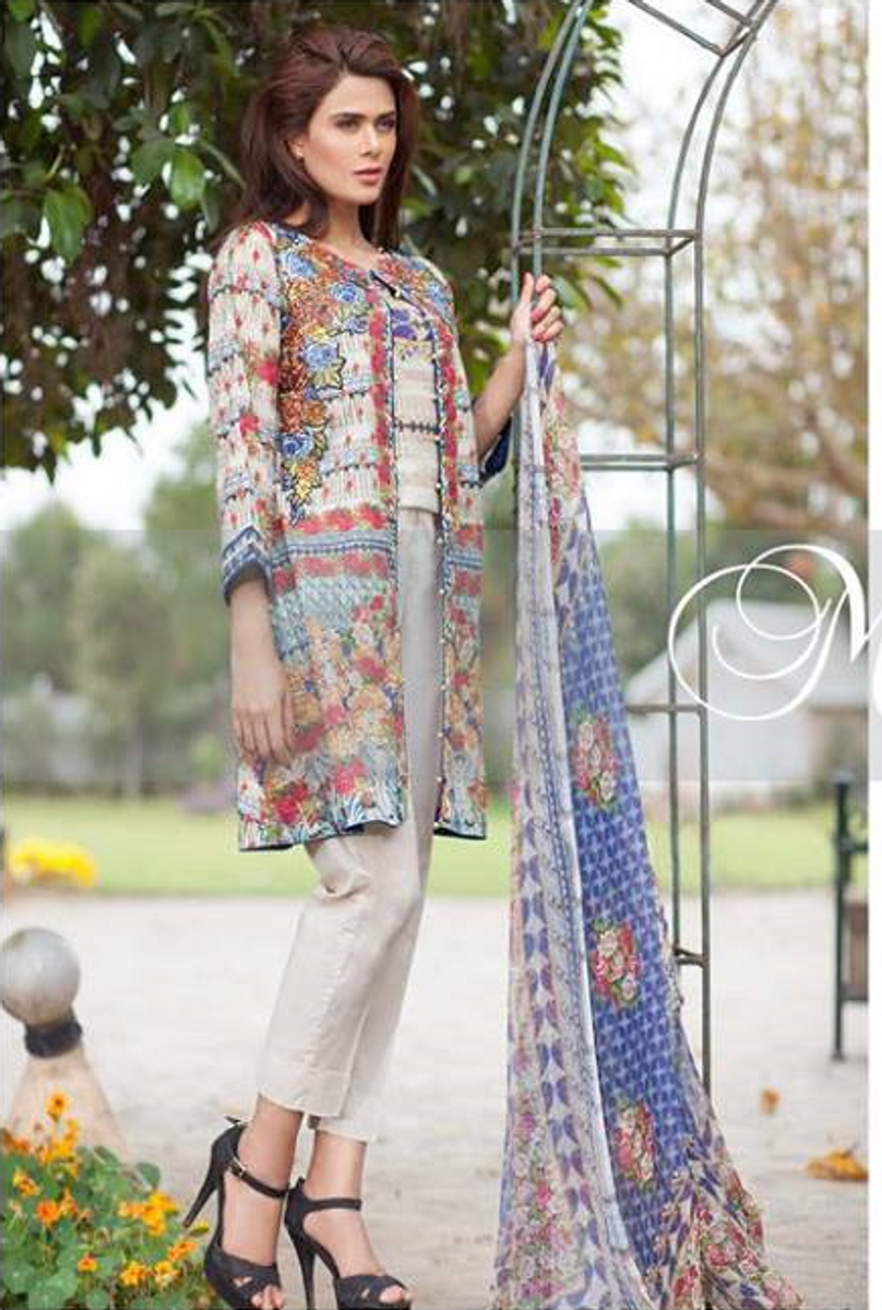 Allure By Motifz Embroidered D-1329