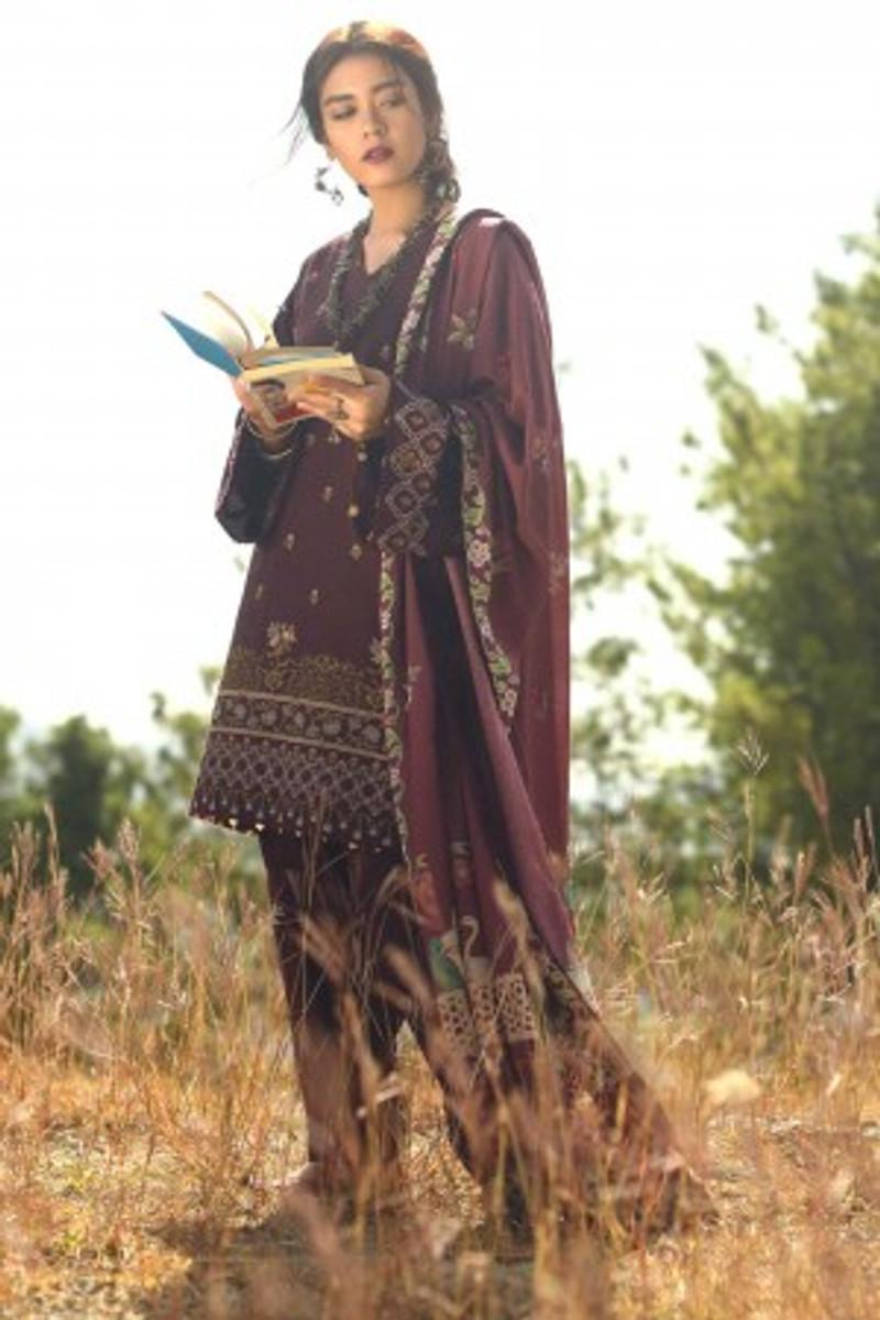 Zara Shahjahan Winter MARJAN