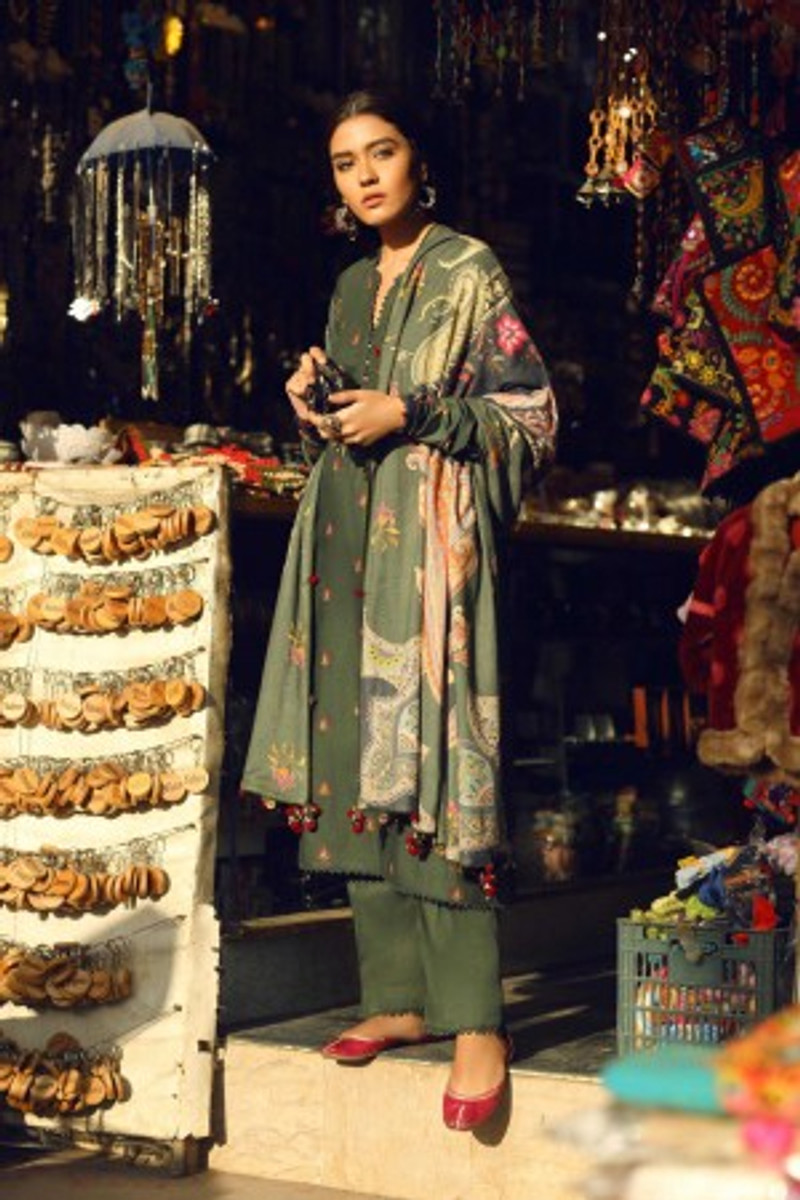 Zara Shahjahan Winter ZAMURD