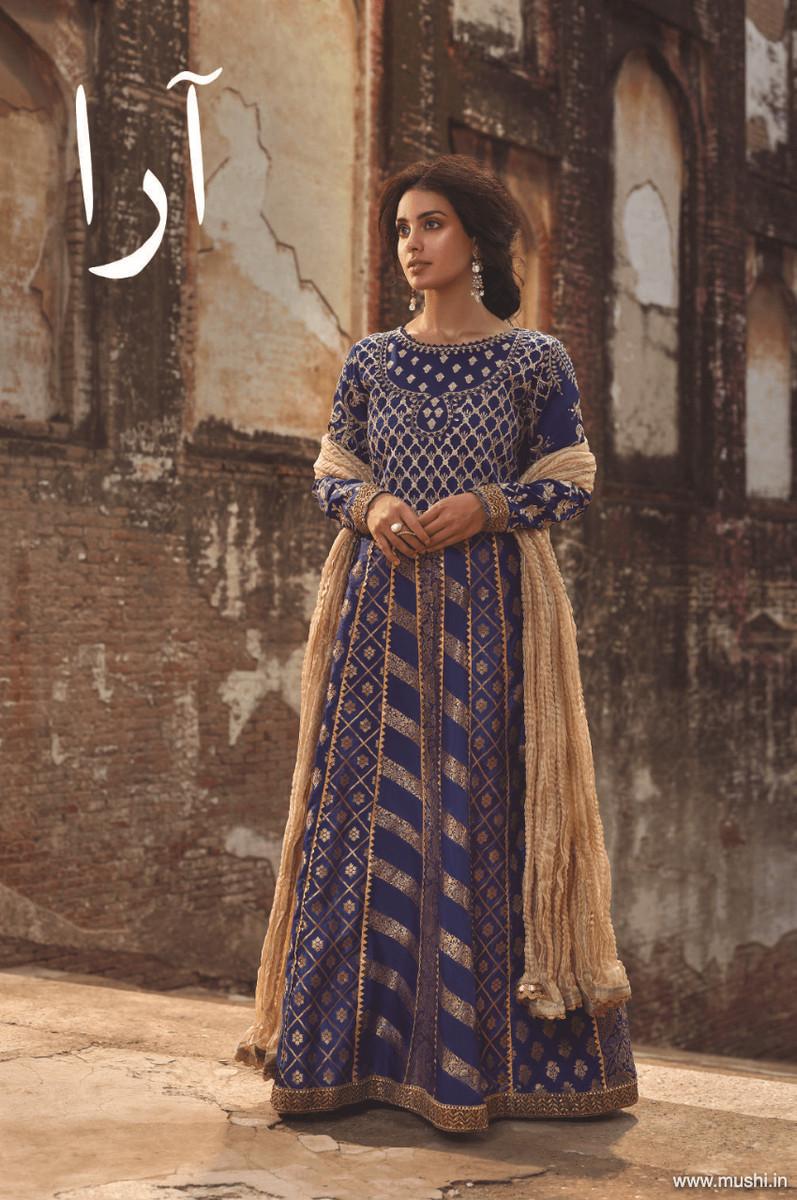 Qalamkar Luxury Formal LF05 (Aara)