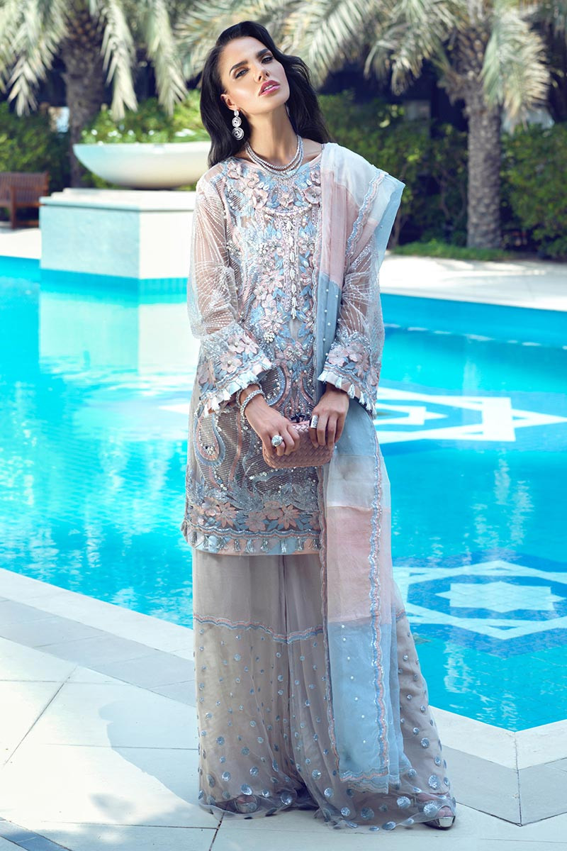 Mushq Wedding Collection MTL19-5 (ALESAN)