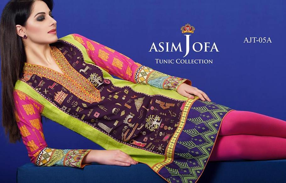 Asim Jofa Tunic AJT-05A