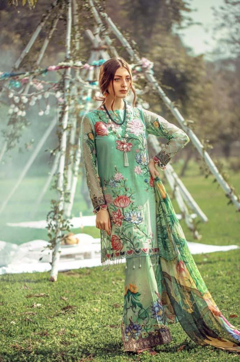 Adan's Libas Floral Fantasies Tiana