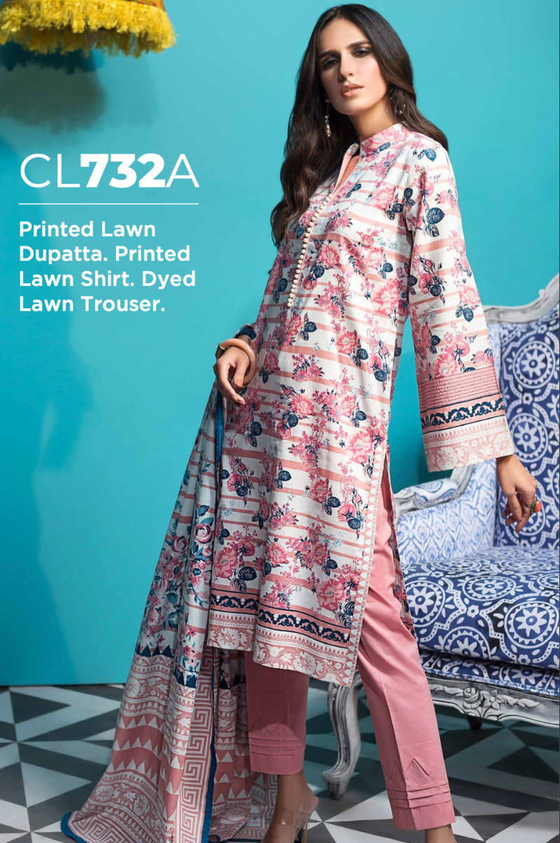 Gul Ahmed Special Edition CL732A