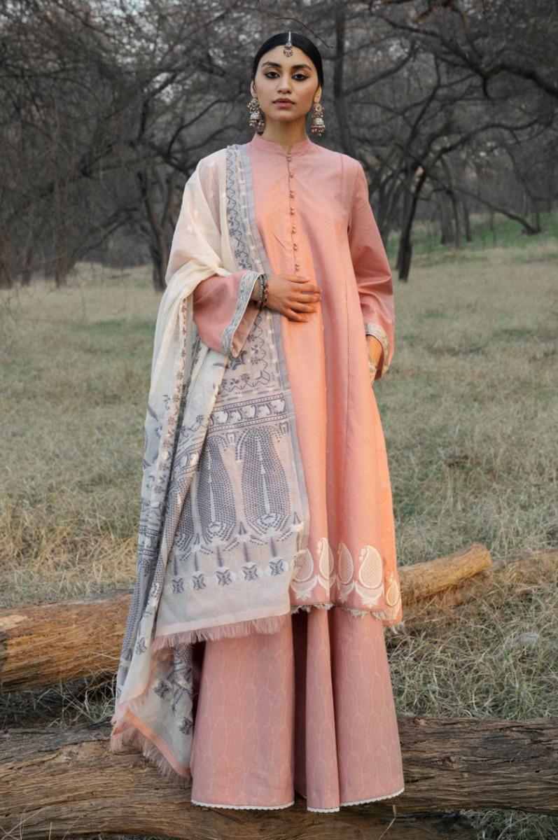 Zara Shahjahan Lawn Sahibo - A