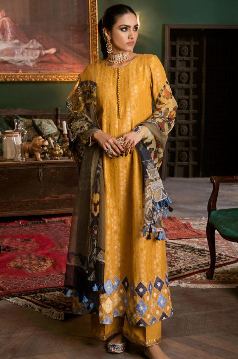 Cross Stitch Royal Secrets Mughal Muraqqa A