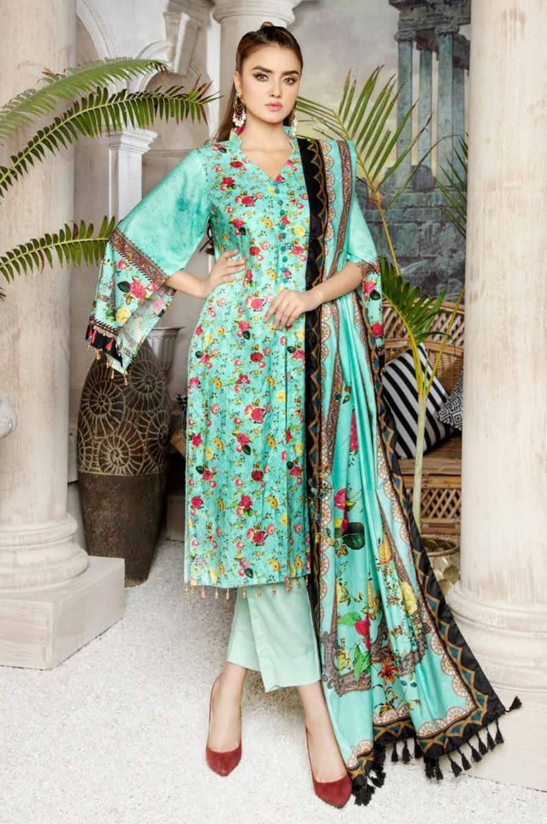 Mahjabeen Linen-055 (Fall Fashion)