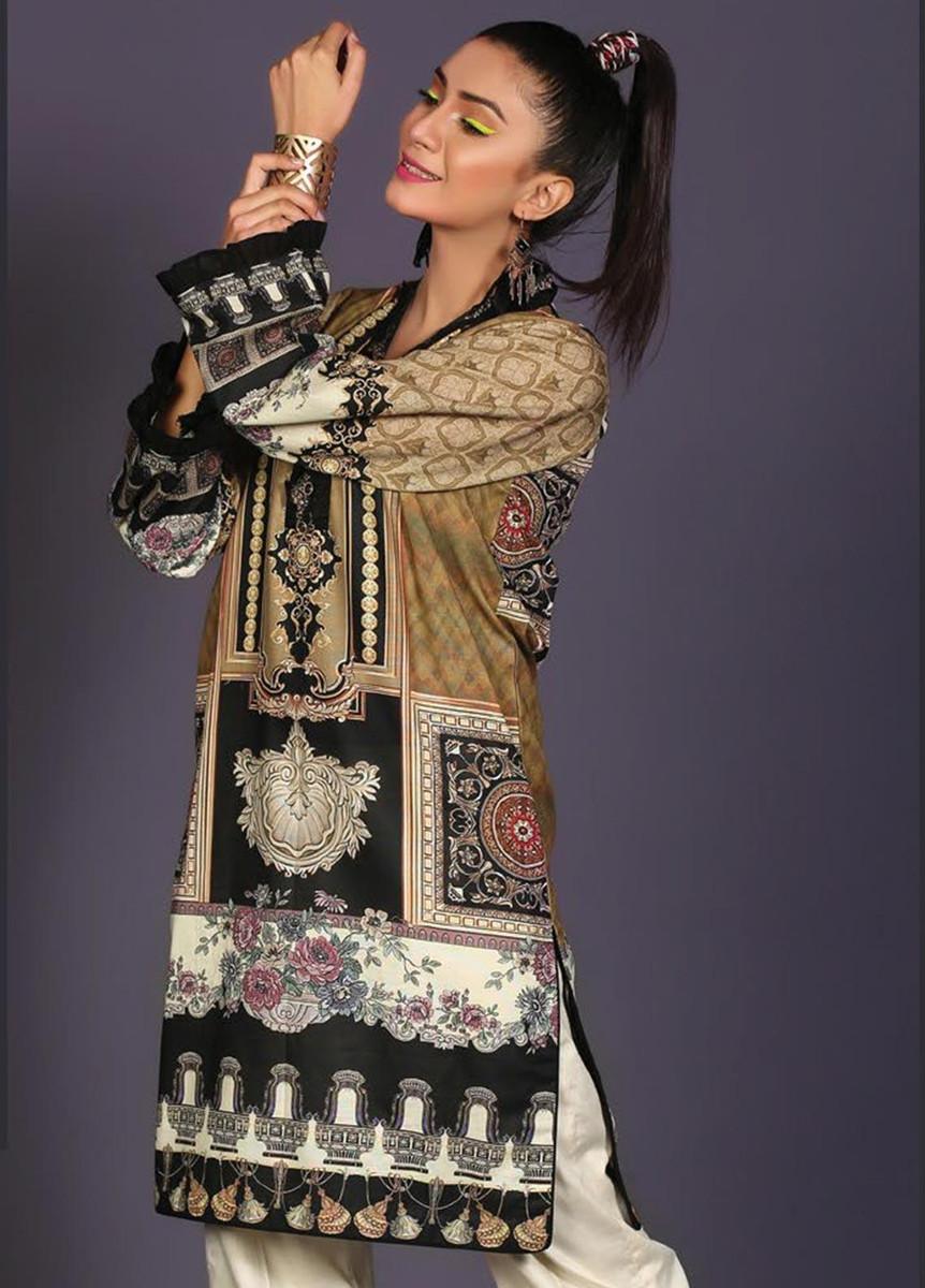 Sanoor Kurti by Noor Fatima W 890