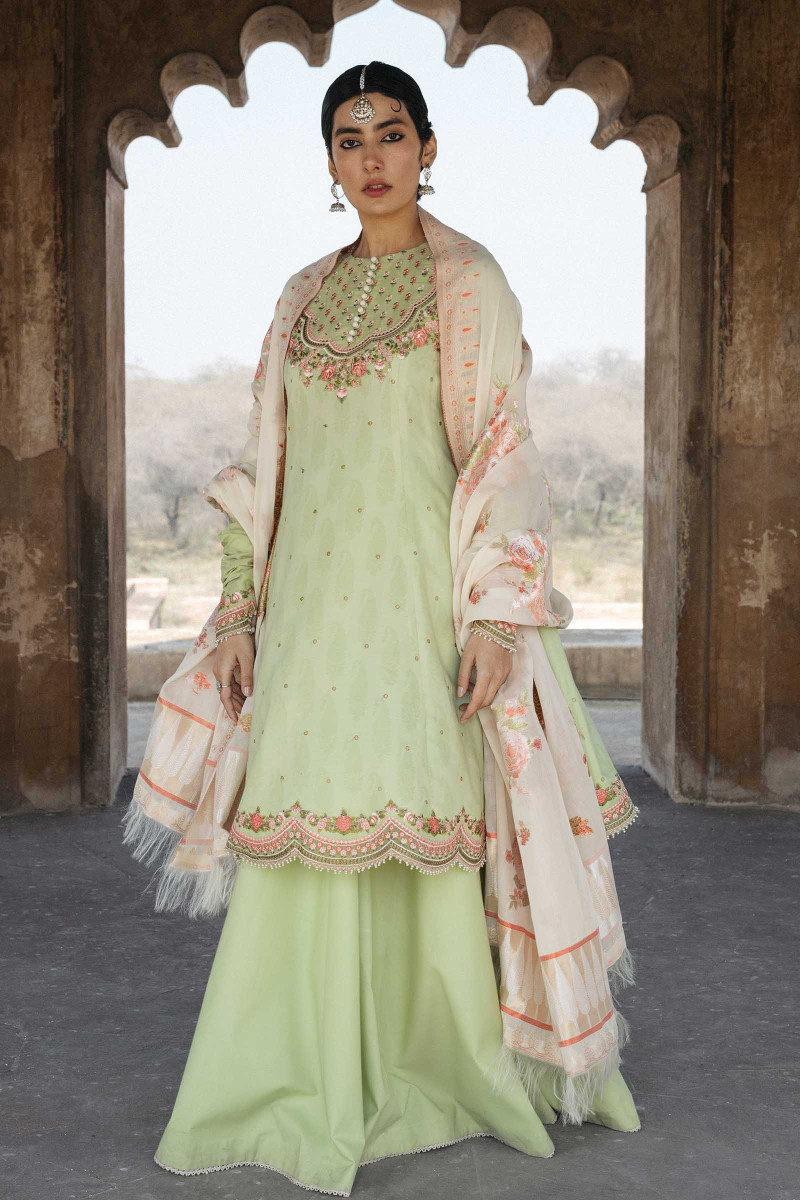 Zara Shahjahan Lawn Collection 2020-Pakeezah-B