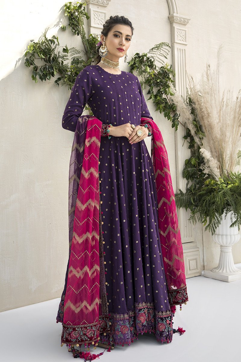 MARIA.B Sateen 2020 - CST-306-Purple
