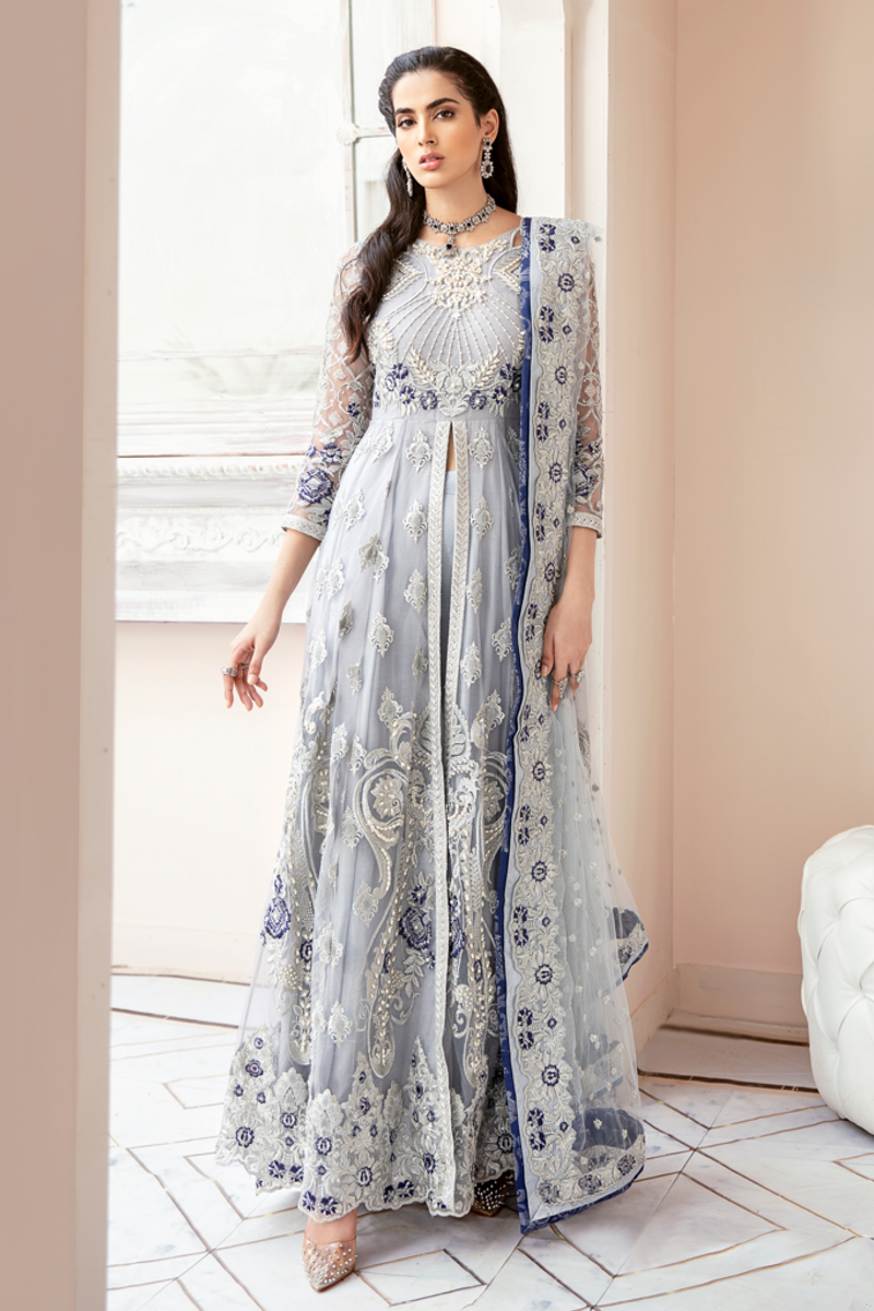Imrozia Bridal Collection 2020 – IB-04 Cloudy Allure