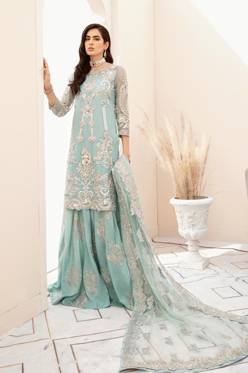 Imrozia Bridal Collection 2020 – IB-06 Aquatic Romance