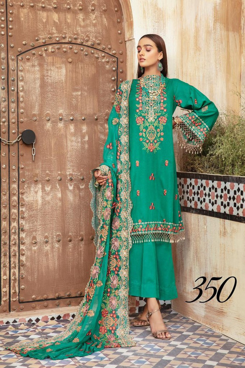Khoobseerat by Shaista Winter Collection Vol-3 - DN-350