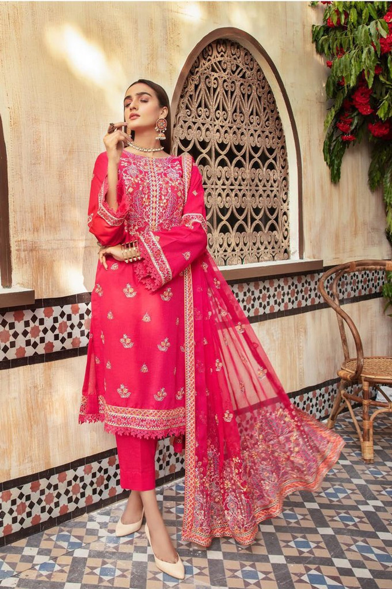 Khoobseerat by Shaista Winter Collection Vol-3 - DN-352