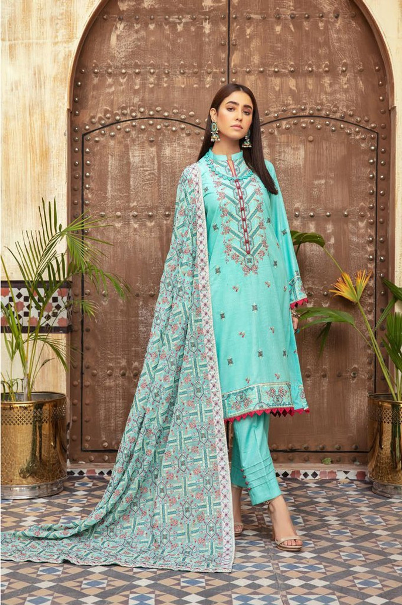 Khoobseerat by Shaista Winter Collection Vol-3 - DN-351