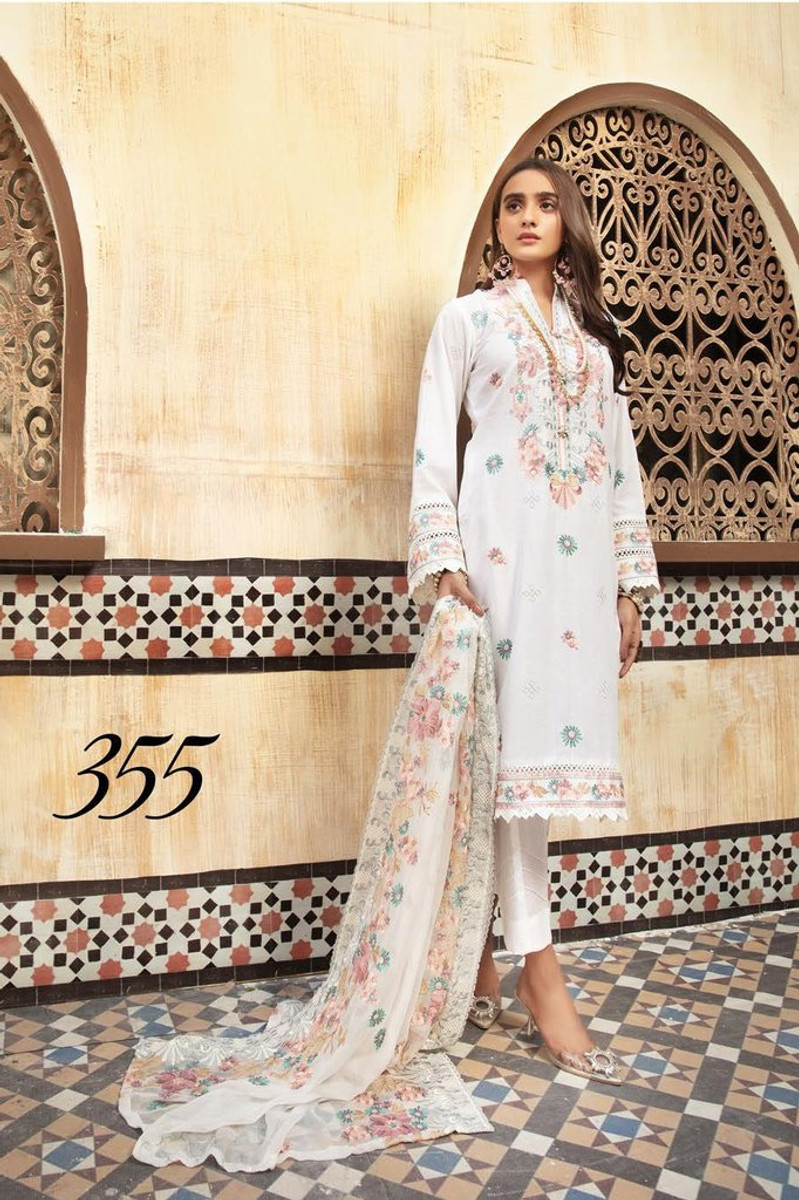 Khoobseerat by Shaista Winter Collection Vol-3 - DN-355