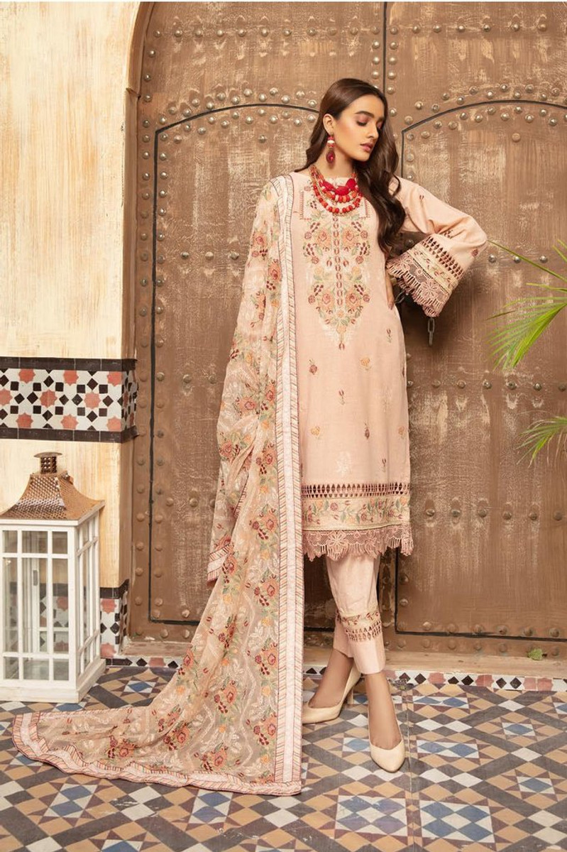 Khoobseerat by Shaista Winter Collection Vol-3 - DN-357