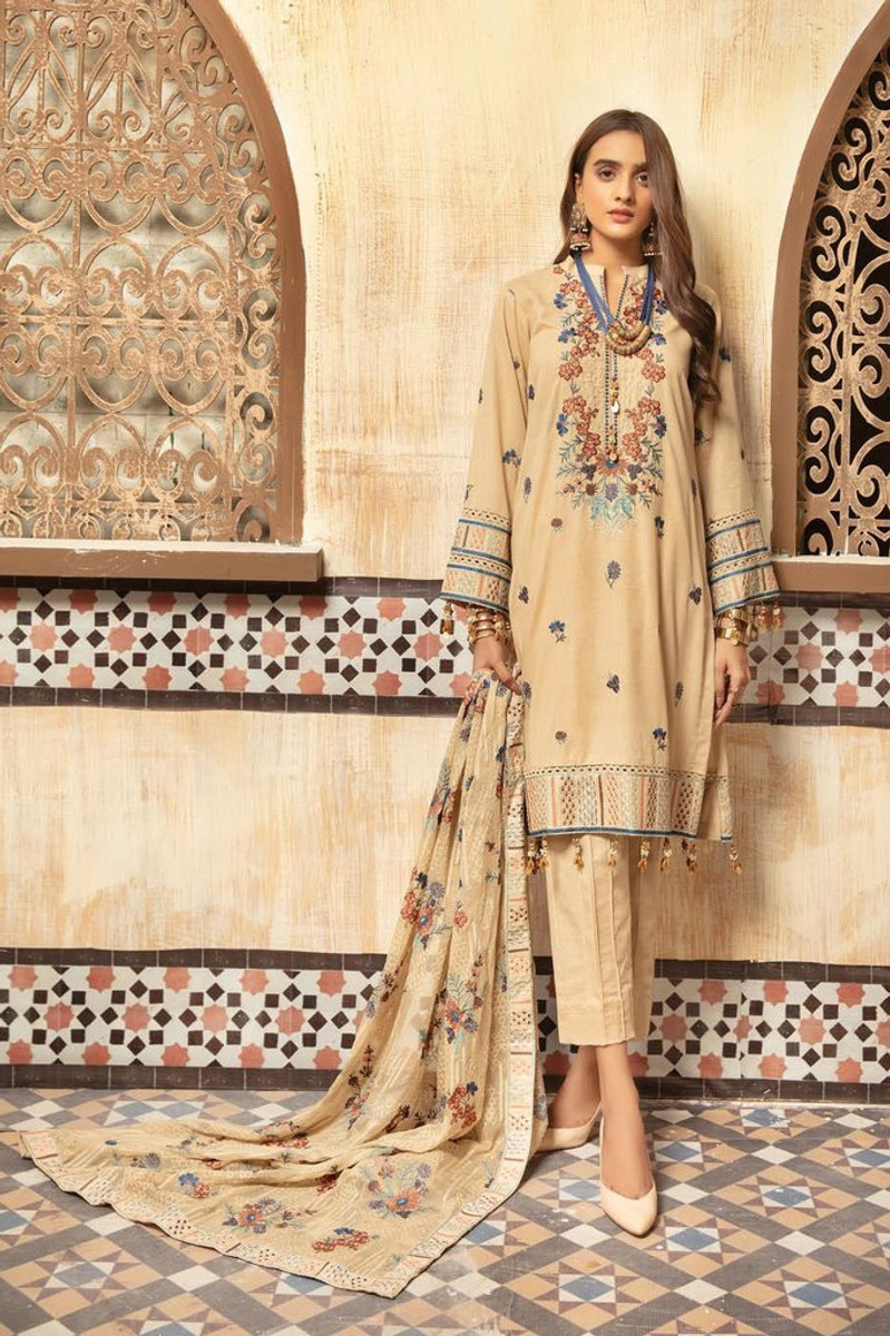 Khoobseerat by Shaista Winter Collection Vol-3 - DN-358