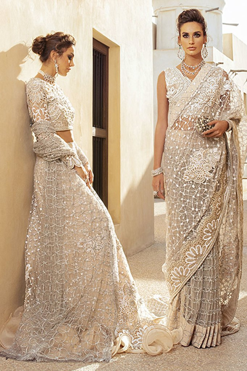 Mushq Trousseau De Luxe Wedding Collection 2020-Magical Dawn 07