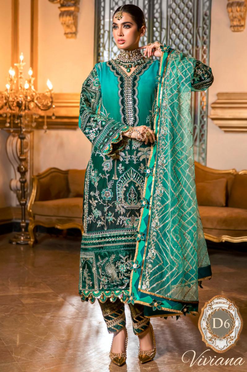 Noor by Saadia Asad Festive D-6 Viviana