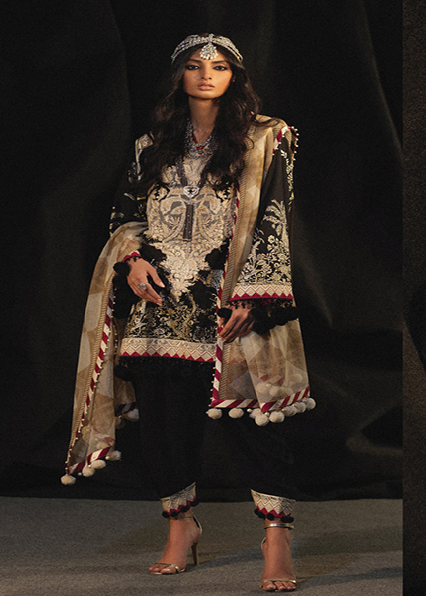 SANA SAFINAZ Muzlin Luxury Collection-2020-2A