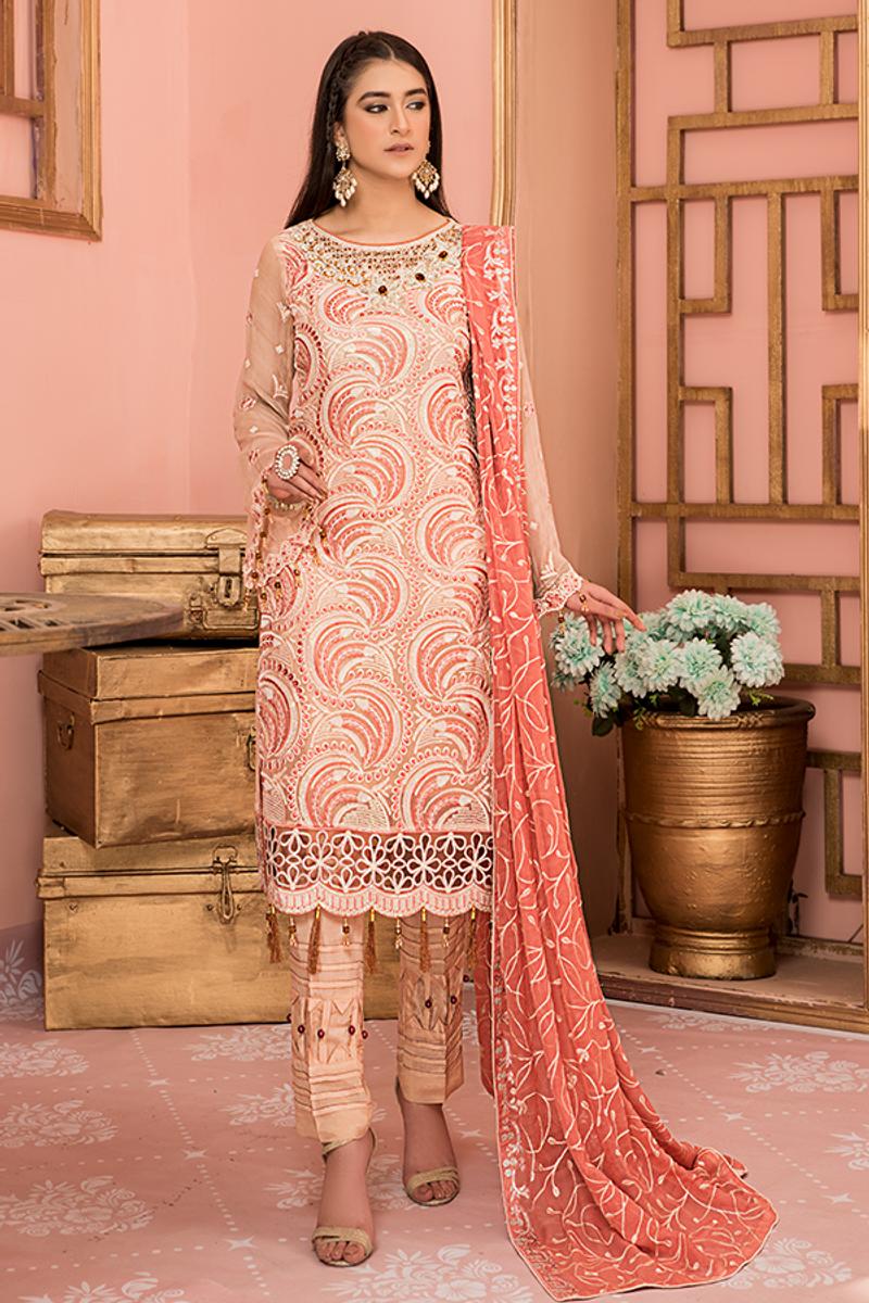 Maryam's Luxury Handmade Neck Collection D# 01