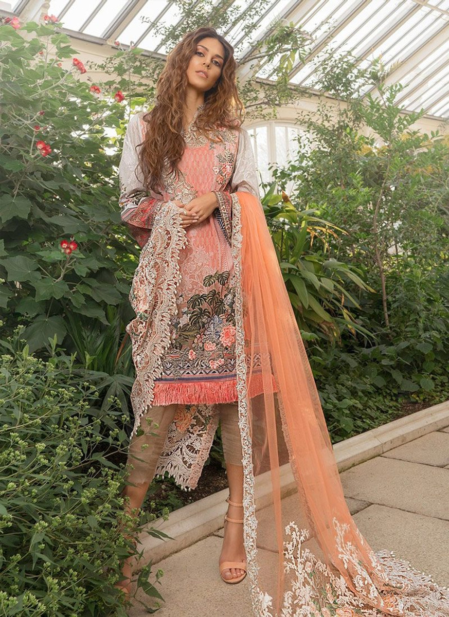 Sobia Nazir Embroidered Lawn SN-05A