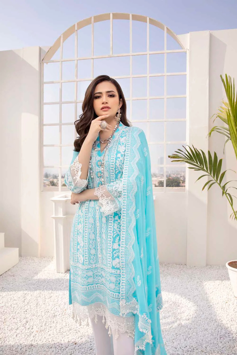 Azure Luxe Eid Collection 2021 – Icy Breeze