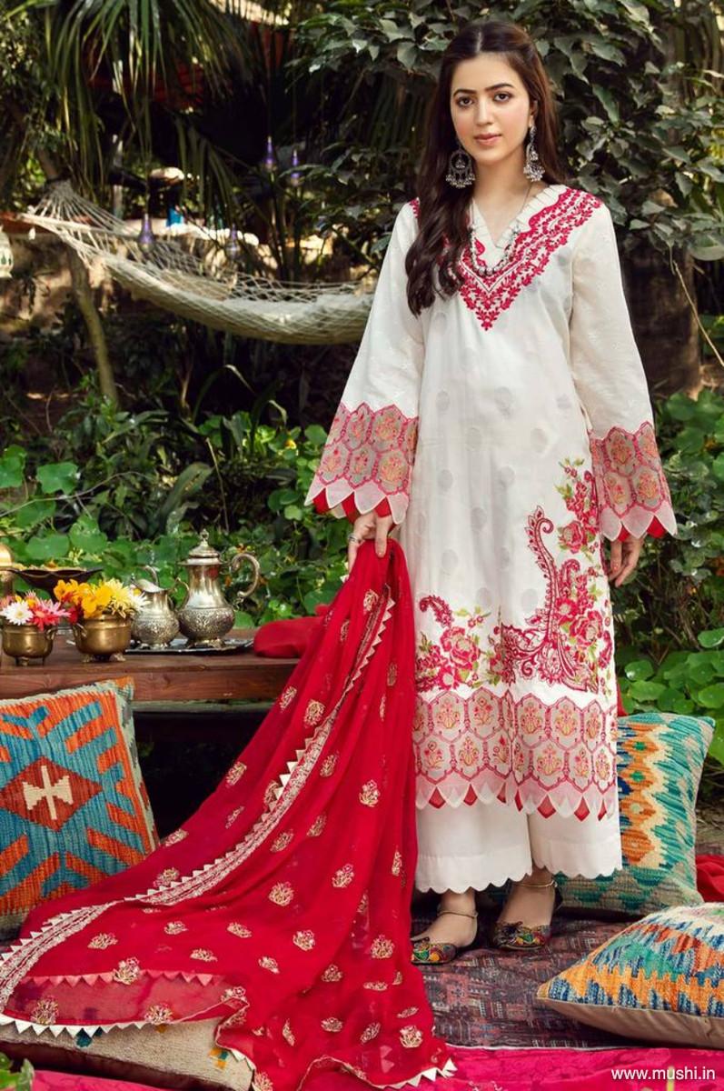 Charizma Baad-e-Naseem Lawn EBL-09