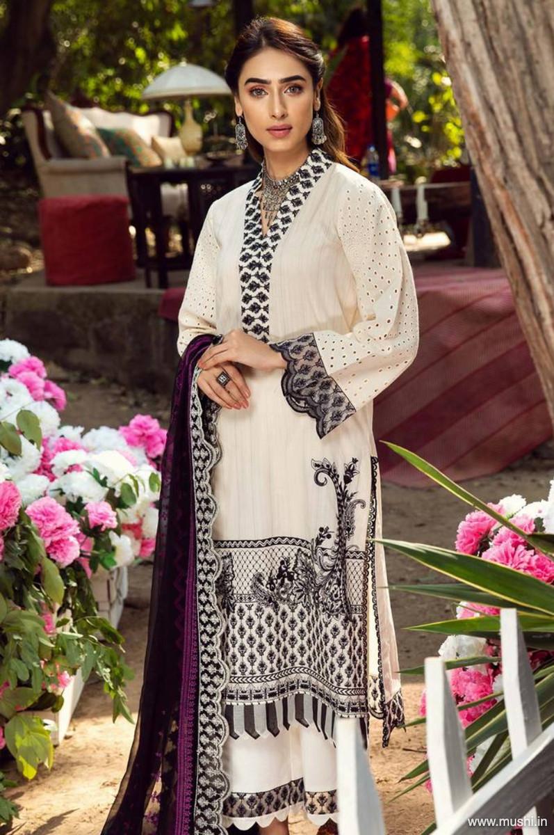 Charizma Baad-e-Naseem Lawn EBL-08