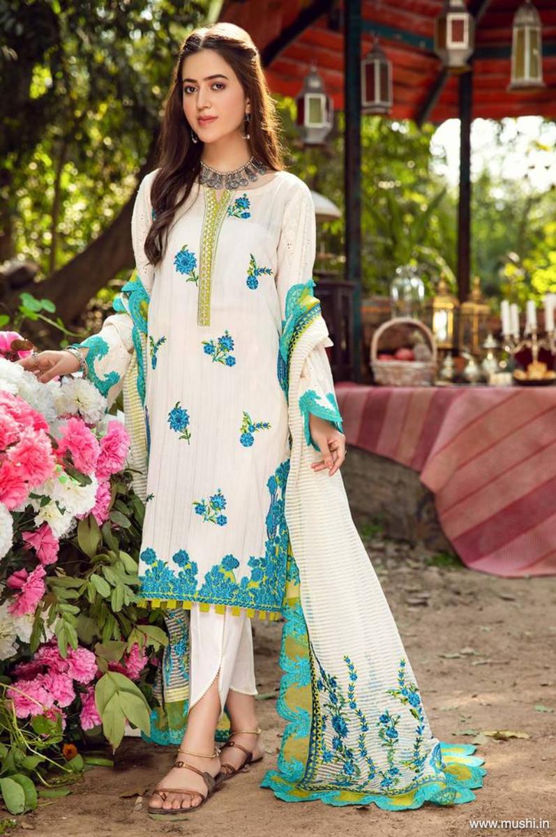 Charizma Baad-e-Naseem Lawn EBL-06