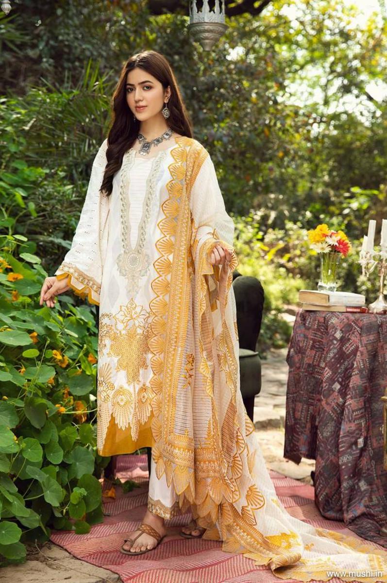 Charizma Baad-e-Naseem Lawn EBL-04