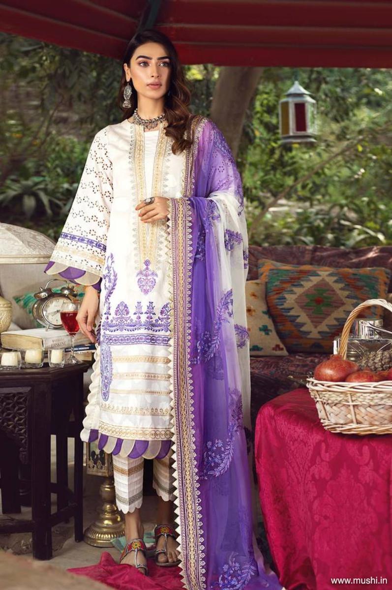 Charizma Baad-e-Naseem Lawn EBL-03