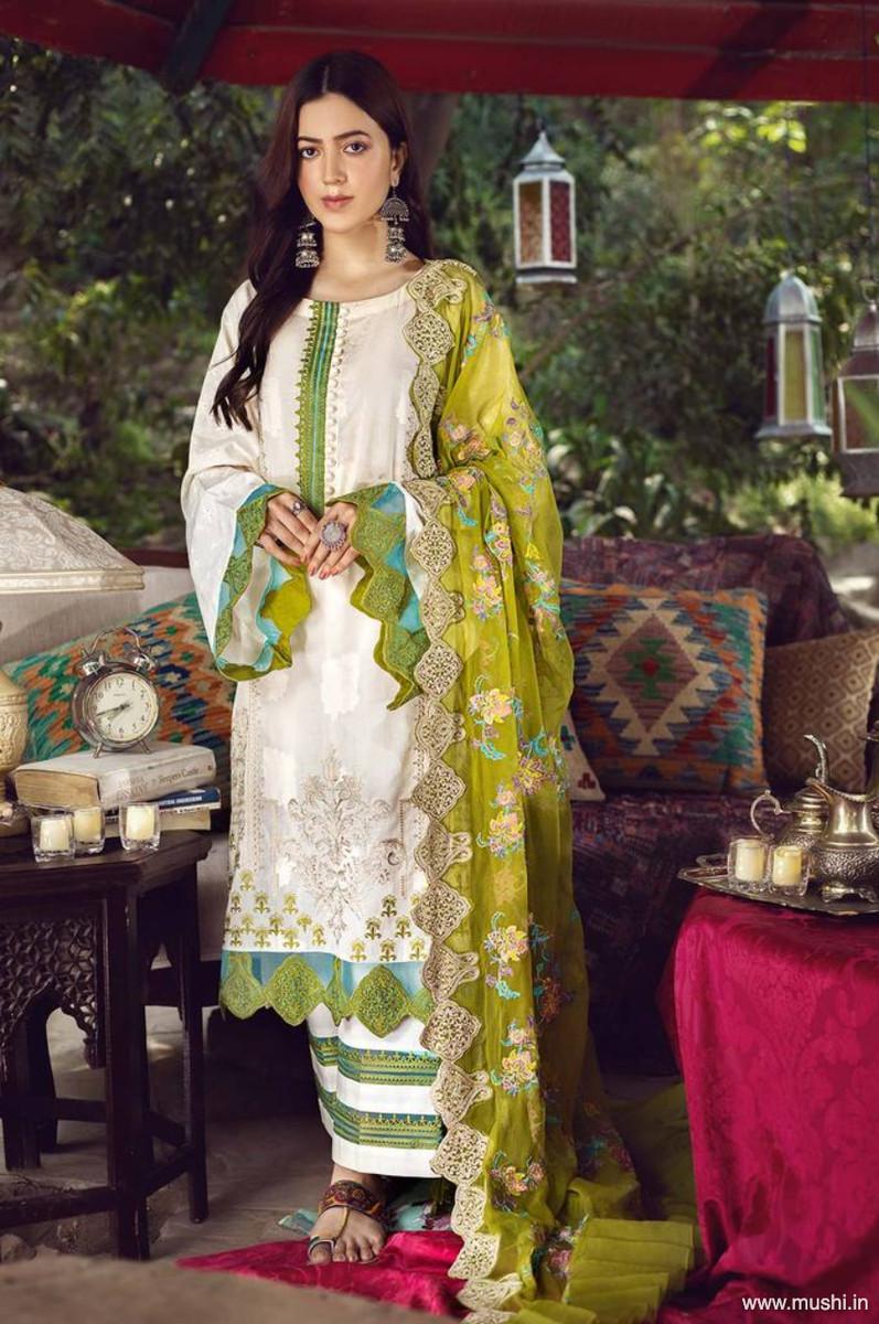 Charizma Baad-e-Naseem Lawn EBL-02